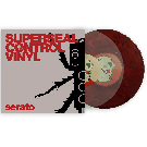 "Serato Thud Rumble x Serato Superseal 10"" (Pair)"