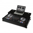 UDG Ultimate Flight Case Pioneer DDJ-RZ/SZ/SZ2 (Laptop Shelf + Wheels)