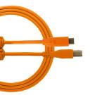 UDG USB Cable C-B 1.5m Orange U96001OR