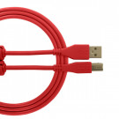 UDG USB Cable A-B 1m Red U95001RD