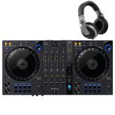 DDJ-FLX6 + HDJ-X5S Headphones