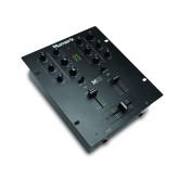 Numark M101 2-Channel All Purpose Compact Scratch Mixer Black