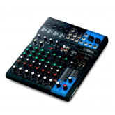 Yamaha MG10XU 10-Channel Mixer w/ SPX Effects & USB Audio Interface