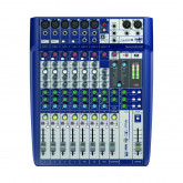 SOUNDCRAFT SIGNATURE 10 Analogue Mixer with USB Stereo In/Out