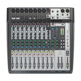 SOUNDCRAFT SIGNATURE 12 MTK Analogue Mixer with Multi Track USB Interface