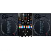 Technics SL1210 MK7 + Pioneer DJ DJM-S11 Bundle