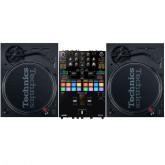 Technics SL1210 MK7 + Pioneer DJ DJM-S7 Bundle