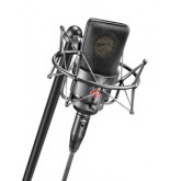 NEUMANN TLM103MT Studio Set (Inc. EA1 Shockmount) - Black