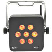 View and buy QTX WSL-Q7 7 Quad 8w LED Wireless Wash Light ( 154.012UK ) online