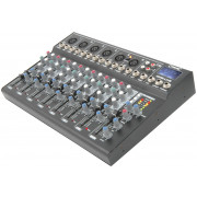 View and buy Citronic CM8 Live compact mixer with delay + USB/SD player ( 170.802UK ) online