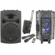 View and buy QTX QR15PA Portable Powered PA Speaker online