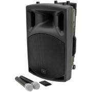 View and buy QTX QX12PA-PLUS Portable PA UHF USB/SD/FM/BT online
