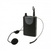 View and buy QTX Neckband Mic + Beltpack for QRPA & QXPA - 174.1Mhz (178891) online