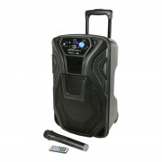 View and buy QTX Busker 10U Portable PA System (178964) online