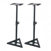 View and buy QTX Studio Monitor Stand Pair (180187) online