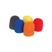 View and buy QTX Dynamic Mic Windshield - Pk of 5 Mixed Colour ( 188.013UK ) online