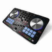 View and buy Reloop BEATMIX 4 Mk2 4-Deck Serato Performance PAD Controller online