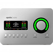 View and buy Universal Audio Apollo Solo USB Heritage Edition online