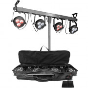 View and buy Chauvet 4BAR LT USB Complete Wash Lighting System online