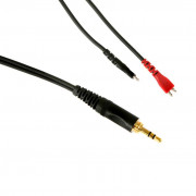 View and buy SENNHEISER HD25-13 II Straight Replacement Cable - 3.5m (523875) online
