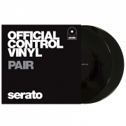 "View and buy Serato 7"" Performance Series Black (Pair) online"