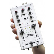 View and buy iRig Mix Mobile Mixer for iPhone, iPod Touch and iPad  online