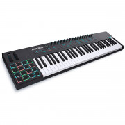 View and buy ALESIS VI61 MIDI Keyboard with pads online