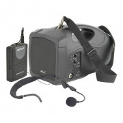 View and buy AVSL H25 Handheld PA System with Headmic (952410) online