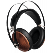 View and buy Meze Classics 99 Walnut Silver Wood Headphones online
