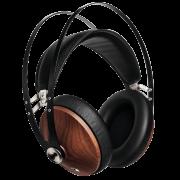 View and buy Meze Classics 99 Walnut Silver Wood Headphones online