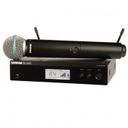 View and buy SHURE Beta 58A Wireless Rack Mountable Vocal System (BLX24RUK-B58) online