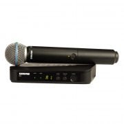 View and buy SHURE Beta 58A Wireless Analogue Vocal System (BLX24UK/B58) online