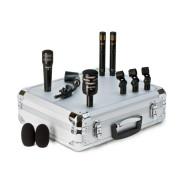 View and buy Audix DPQUAD 4 Piece Drum Mic Set online