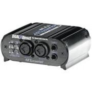 View and buy ART Dual X-Direct Twin Channel Active DI Box online