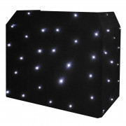View and buy EQUINOX EQLED12B CW LED Star Cloth for DJ Booth online