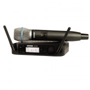 View and buy SHURE Beta 87A Digital Wireless Vocal System (GLXD24UK/B87A)  online
