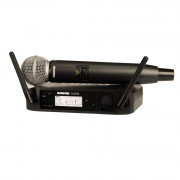 View and buy SHURE SM58 Digital Wireless Vocal System (GLXD24UK/SM58) online