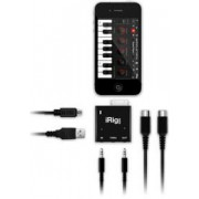 View and buy IK Multimedia iRig MIDI Interface for iPhone, iPad-iPad2 & iPod Touch online
