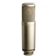 "View and buy RODE K2 Variable Pattern Dual 1"" Condenser Valve Mic online"