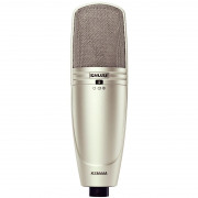 View and buy SHURE KSM44A Large Dual Diaphragm Condenser Microphone  online