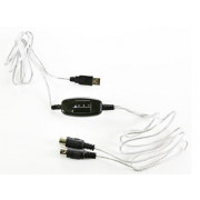 View and buy ART MConnect USB to MIDI Cable online
