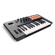 View and buy M-Audio Oxygen 25 MK4 USB MIDI Keyboard online
