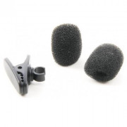 View and buy SHURE RK323 Microphone Windscreen and Clothing Clip online