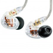 View and buy SHURE SE535 Sound Isolating Earphones - Clear online