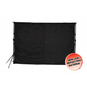 View and buy LEDJ 3m x 2m LED Starcloth System (STAR01) online