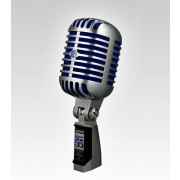 View and buy SHURE Super 55 Supercardioid Deluxe Dynamic Microphone online