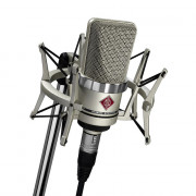 View and buy NEUMANN TLM102 Studio Set (Inc. Shockmount)  online
