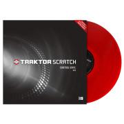 View and buy NATIVE INSTRUMENTS Traktor Scratch Vinyl - Red online