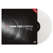 View and buy NATIVE INSTRUMENTS Traktor Scratch Vinyl - White online