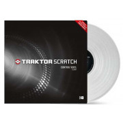 View and buy NATIVE INSTRUMENTS Traktor Scratch Vinyl - Clear online